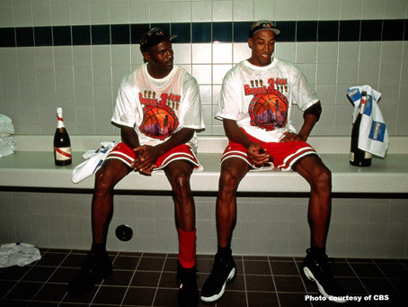 Greatest All-Time Starting 5: Chicago Bulls