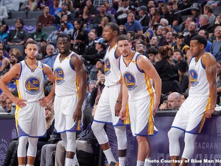 Golden State Warriors: The Movie