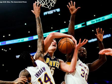 NBA Games of the Week 11/27-12/3
