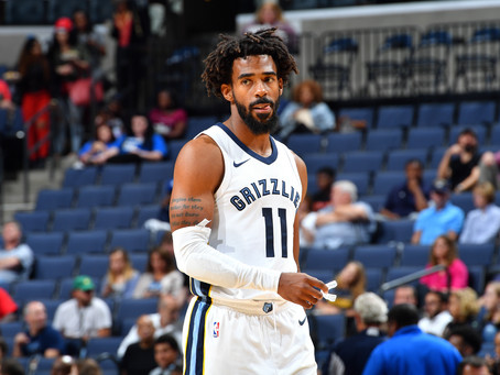 Are the Grizzlies Setting Up for a Successful 2019–20 Offseason?