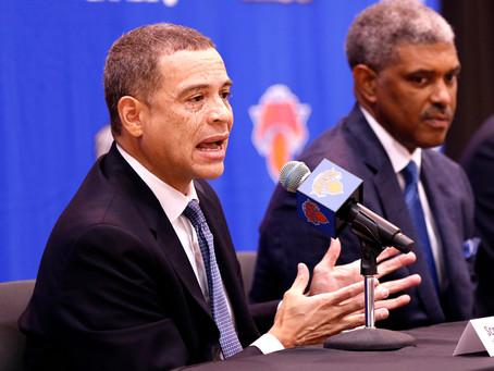 The Knicks Plan B