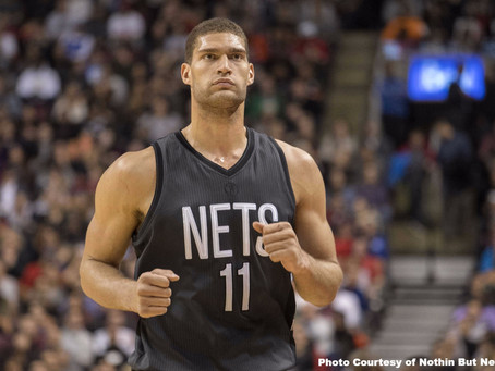 Taking the 'Brook' out of Brooklyn: What the Nets Should Do with Brook Lopez