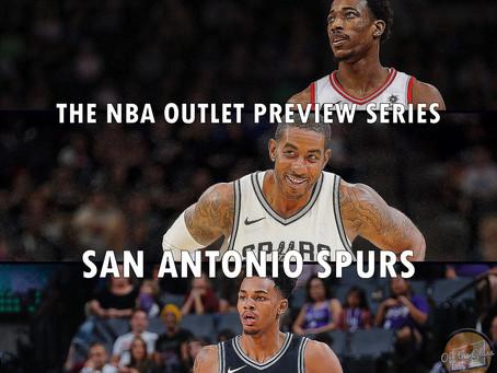 The 2018-19 NBA Outlet Preview Series: San Antonio Spurs