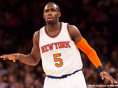 What to Make of the Knicks' Tim Hardaway Jr. Offer Sheet