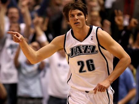 Kyle Korver Is Back in Utah to Bring Life to a Struggling Offense
