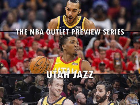 The 2018-19 NBA Outlet Preview Series: Utah Jazz