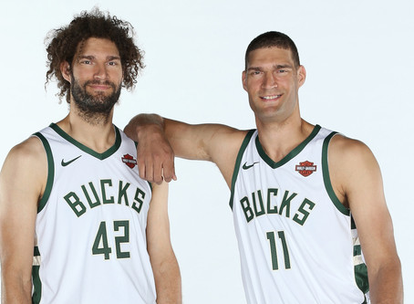 Lopez Brothers Shining On and Off the Court in Milwaukee