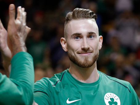2018-2019 Off the Glass Breakout Players Series: Gordon Hayward