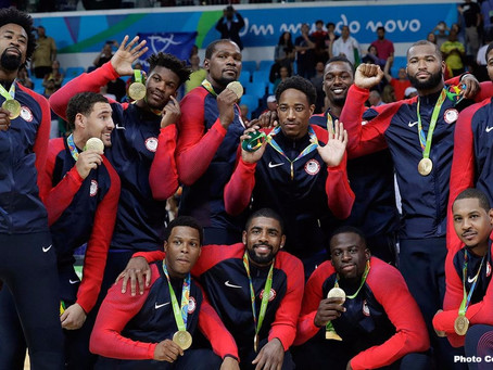 The United States Cements Dominance in Men's Basketball with Gold Medal Win