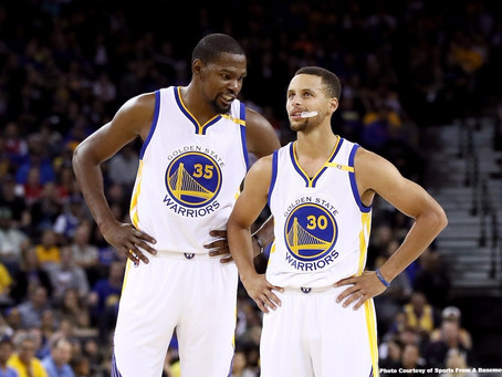 Has the Arrival of Kevin Durant Altered Stephen Curry's Legacy?
