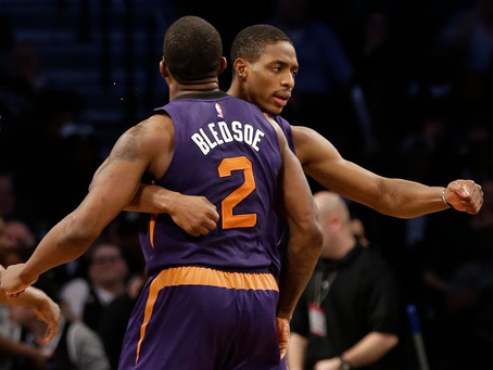 Are the 2015-2016 Phoenix Suns a Playoff Team?