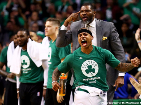 Celtics Dominate Wizards to Take 3-2 Series Lead