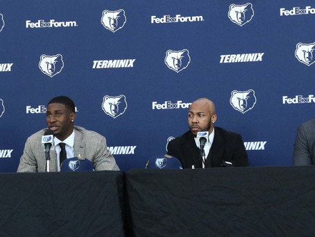 How Will the Grizzlies New Additions Fit in Memphis?