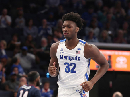 What Happens Next for James Wiseman?