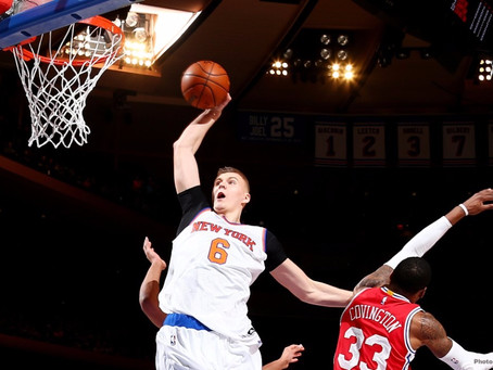 A Sweet and Sour Look at the New York Knicks