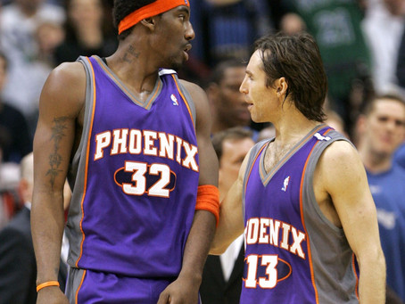 Greatest All-Time Starting 5: Phoenix Suns