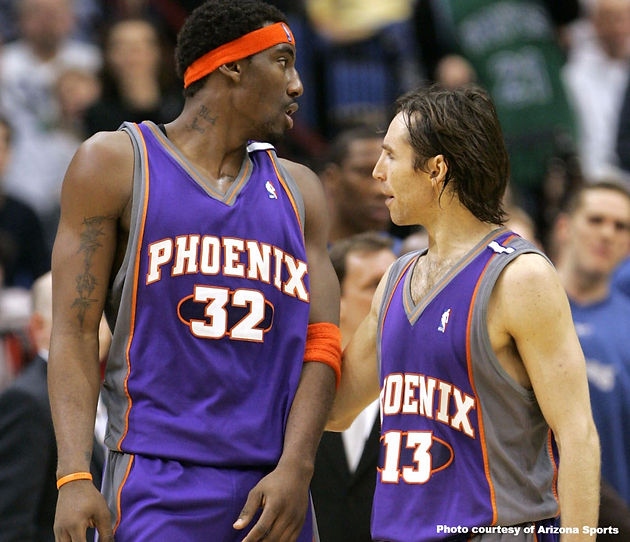 a75a5c4288ca Point Guard – Steve Nash  The Suns have seen a plethora of talented point  guards run the show in Phoenix