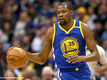 Fantasy Basketball Profiles: 5. Kevin Durant
