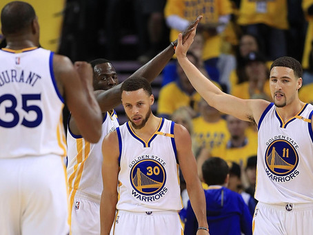The NBA's Biggest Problem? Warriors