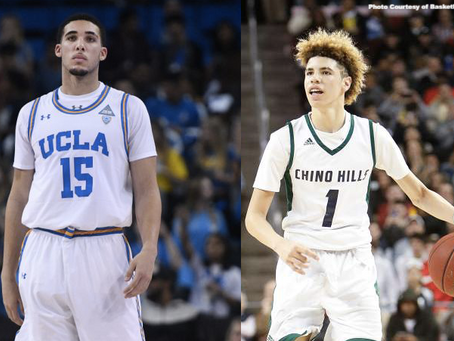Ball Brothers Offered Roster Spot on Globetrotters After Signing with Lithuania