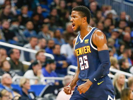 NBA Lineups of the Week - 2/3/19