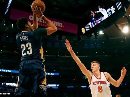NBA Games of the Week 12/25-12/31