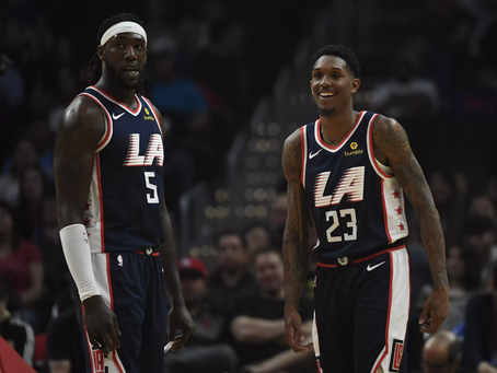 Montrezl Harrell Will Win Sixth Man of the Year