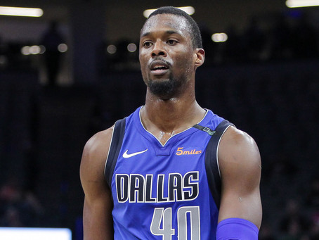 Harrison Barnes and JJ Barea Dealing With Hamstring Issues