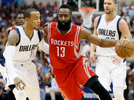Series Preview: Houston Rockets vs. Dallas Mavericks