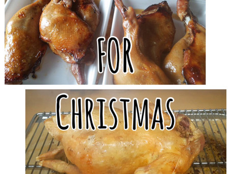 クリスマスにはチキン♪:ヤスヒロ精肉店
