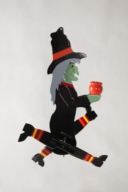 Trick-or-Treat Witch