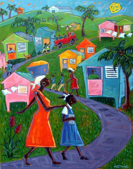 AFRICAN & CARIBBEAN