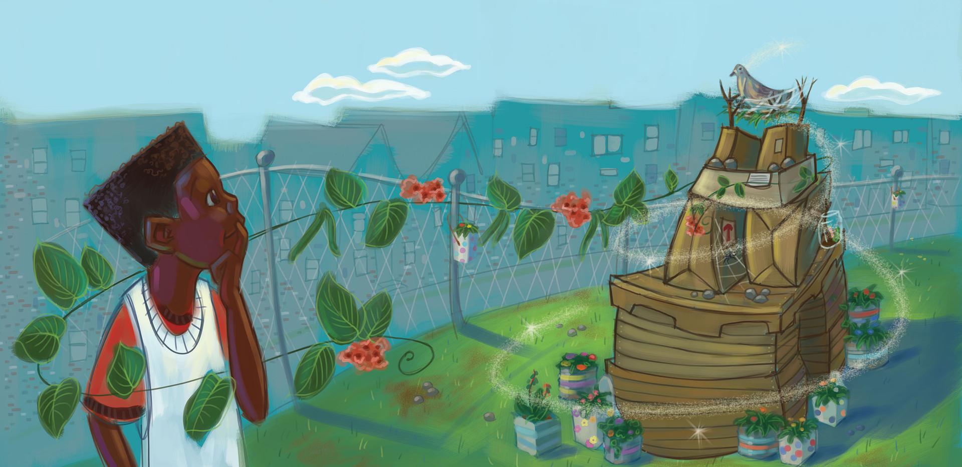 Jayden's Impossible Garden