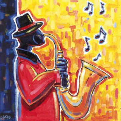 Jazz Hands III