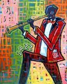 Jazz Clarinetist
