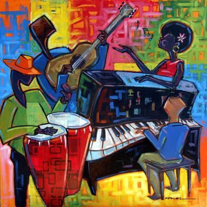 Afro-Cuban Band