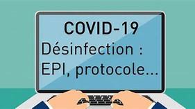 Un nouveau protocole de nettoyage face au Covid19