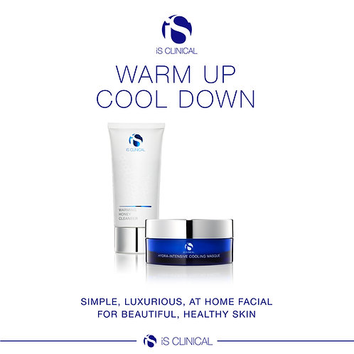 Warm-Up & Cool Down Facial Kit