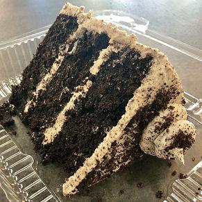 Reeces Cake Slice