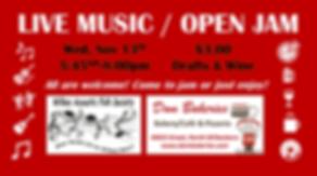 Live Music 11/13