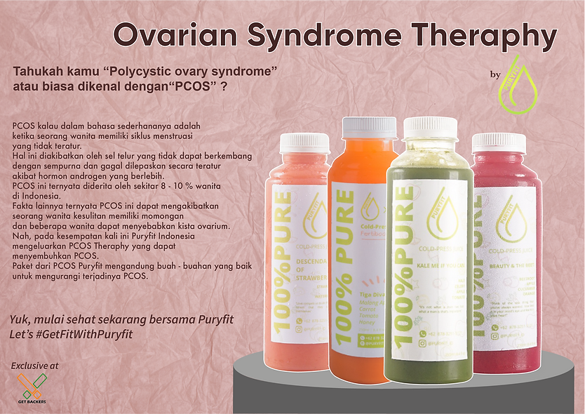 Puryfit PCOS 1 Month Package