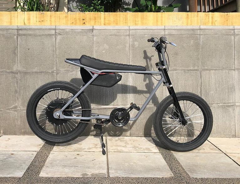 1 Unit Sepeda Listrik Paladin Luke