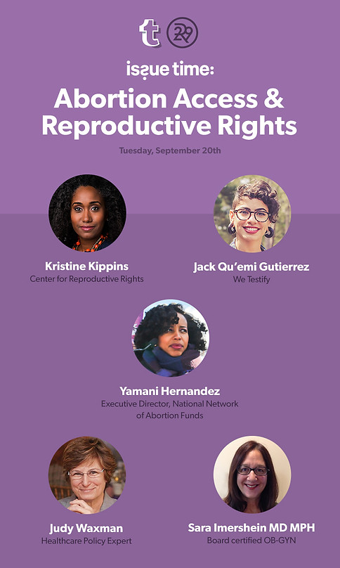 Abortion Access & Reproductive Rights