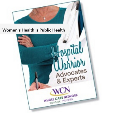 Women's Health is Public Health