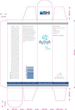 Alpha Blu Packaging