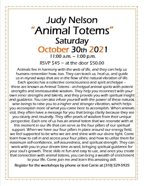 Animal Totems 10  30  2021.jpg