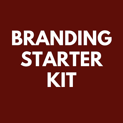 Visual Branding Starter Kit