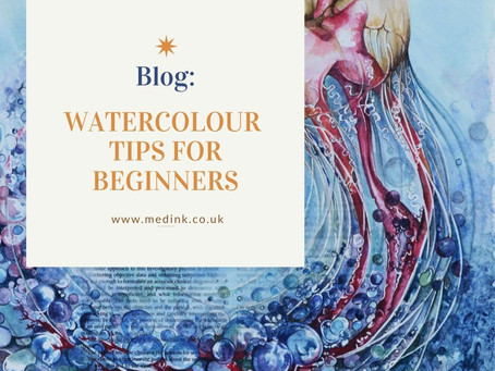 Two Scottish based Artists share advice for those beginning to use watercolour paint.