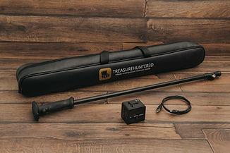 Treasure hunter metal detector devices catalog cover