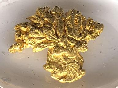 Treasure Hunter 3D detector big golden nugget finding preview scan scanning